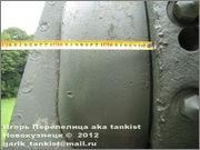 Советский тяжелый танк КВ-1, завод № 371,  1943 год,  поселок Ропша, Ленинградская область. 1_174