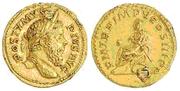 juliuscaesarnumberone :Aureo de Póstumo de chocolate. Au7_bis