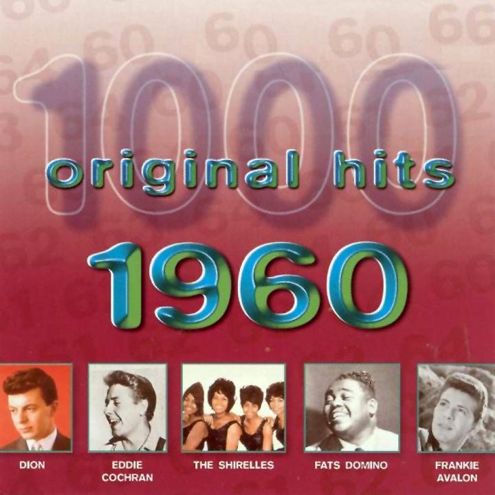 1000 Original Hits 1960-1999  1000_Original_Hits_1960_-_Front