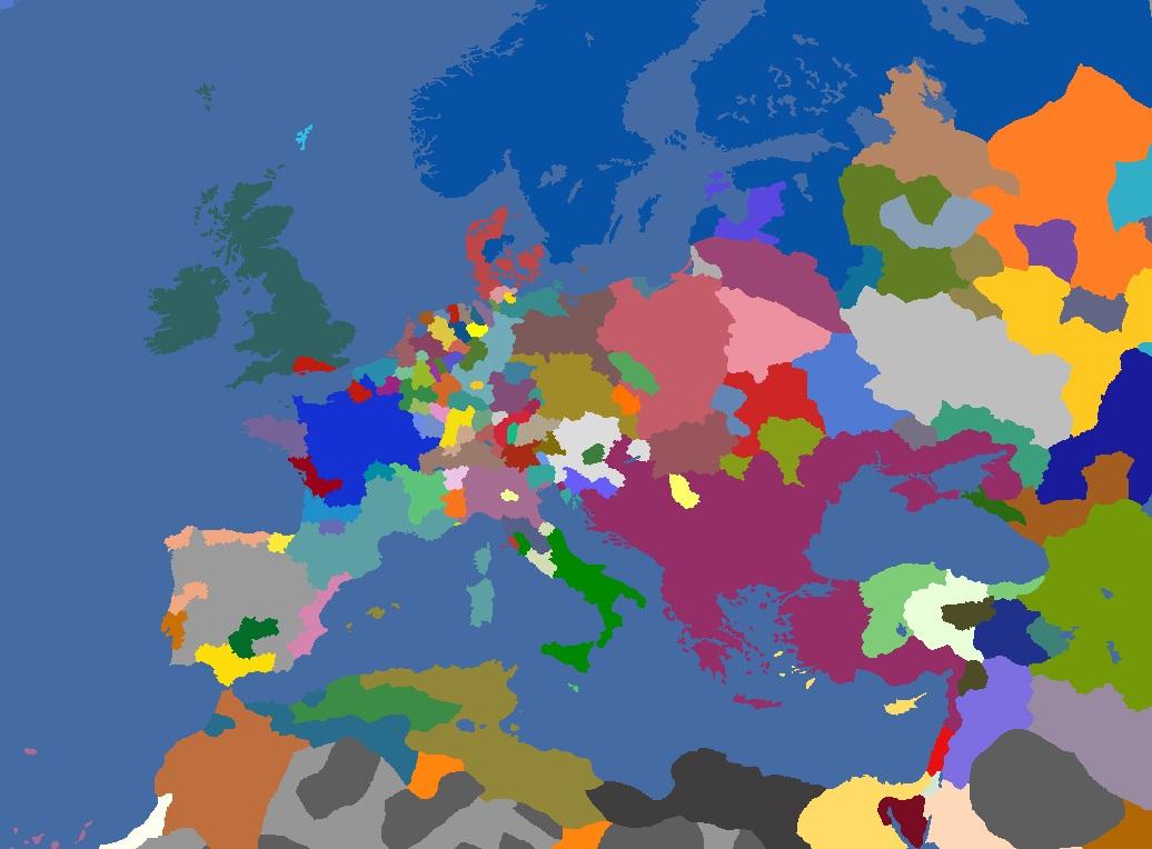 "MP-""Europa Divisa"" 1588"