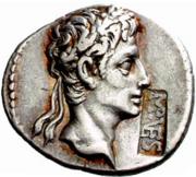 Glosario de monedas romanas. CONTRAMARCA. Image
