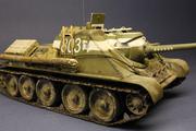 СУ-85 средних выпусков, 1/35, MiniArt,   Берлин 1945 MG_6140