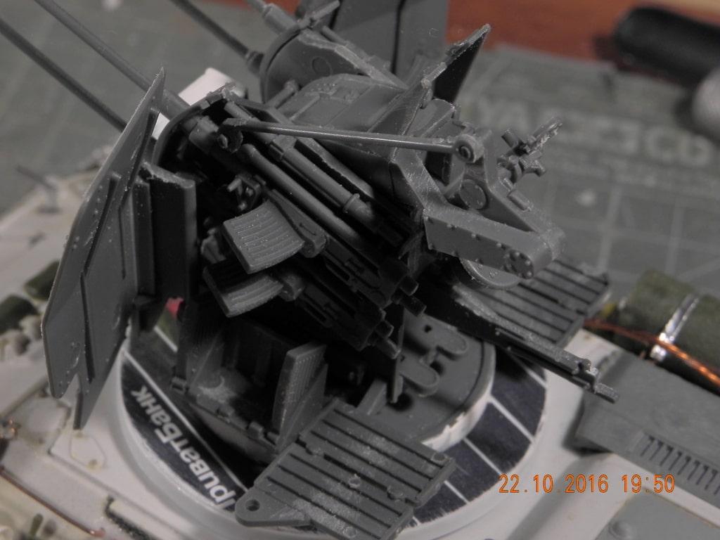 Flackpanzer 20mm T-34 DSCN7455