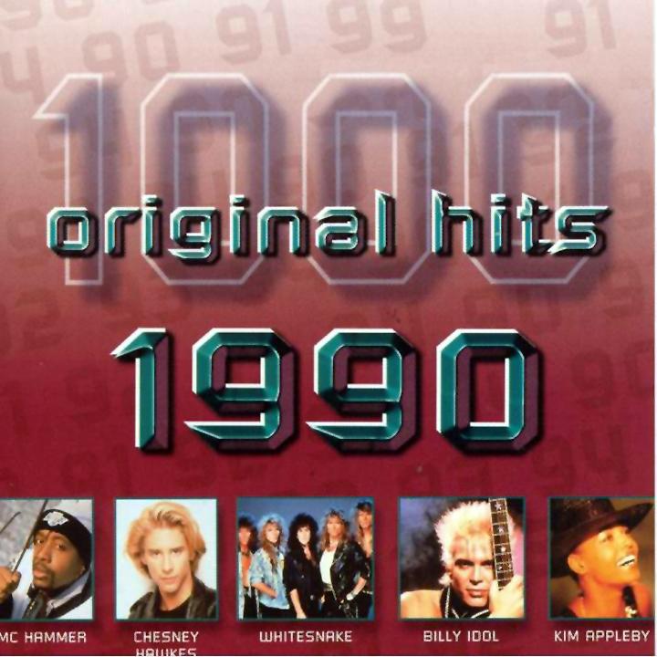 1000 Original Hits 1960-1999  - Stránka 2 1000_Original_Hits_1990_-_Front