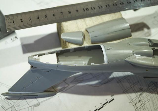 Ил-76 МД   TRUMPETER  М1:144 Image