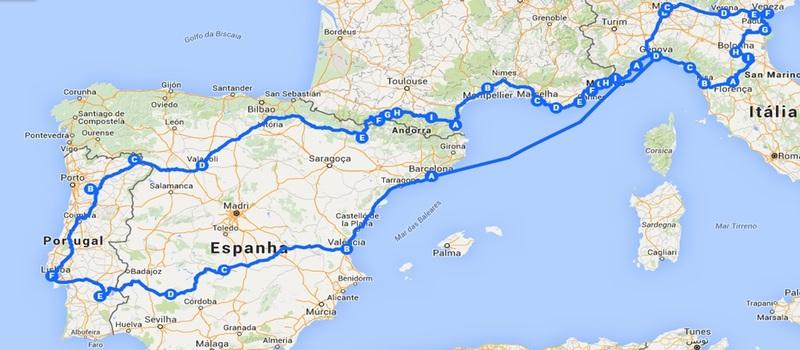 Fomos dar uma volta de barco....em Veneza com passagem pelo berço (da Ducati) Plano_geral