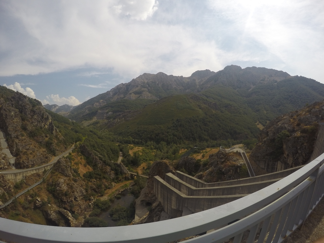 13 dias, Picos da Europa, Pirineus, Andorra, Barcelona e Madrid GOPR0538