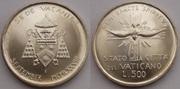 VATICANO - 500 Liras 1978 (Segunda Sede Vacante) Vaticano_-_141_500_Liras_1978