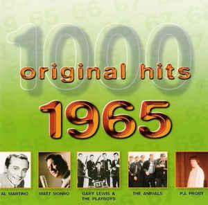 1000 Original Hits 1960-1999  65-1