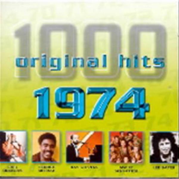 1000 Original Hits 1960-1999  1000_Original_Hits_1974_-_Front
