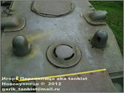 Советский тяжелый танк КВ-1, завод № 371,  1943 год,  поселок Ропша, Ленинградская область. 1_190