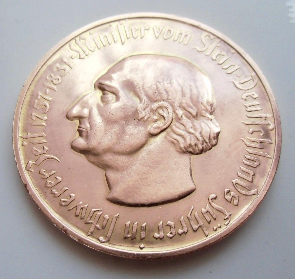 Monedas de emergencia emitidas por el banco regional de Westphalia 1923_5ma