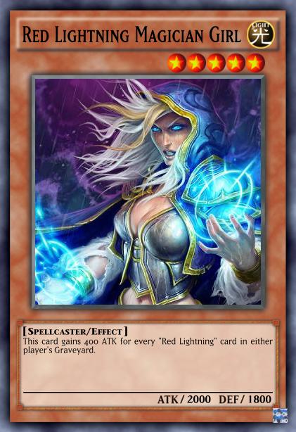 """Red Lightning"" archetype - Σελίδα 4 Red_Lightning_Magician_Girl"