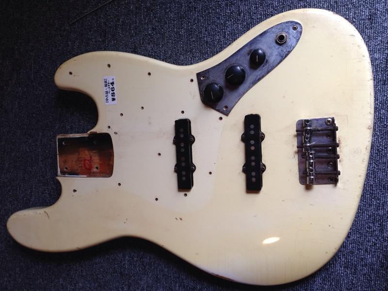 Sonho realizado na pura sorte !!! Meu Fender Vintage  Image