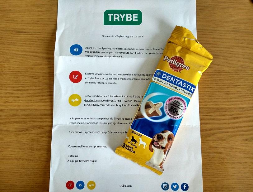 [Provado] Trybe - Testar Produtos Gratuitamente - Amostras grátis todos os dias - Página 3 Trybe_dentastix