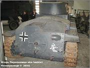 Немецкий легкий танк Panzerkampfwagen 38 (t)  Ausf G,  Deutsches Panzermuseum, Munster Pzkpfw_38_t_Munster_009