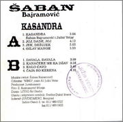 Saban Bajramovic - DIscography - Page 2 1997_ka_z