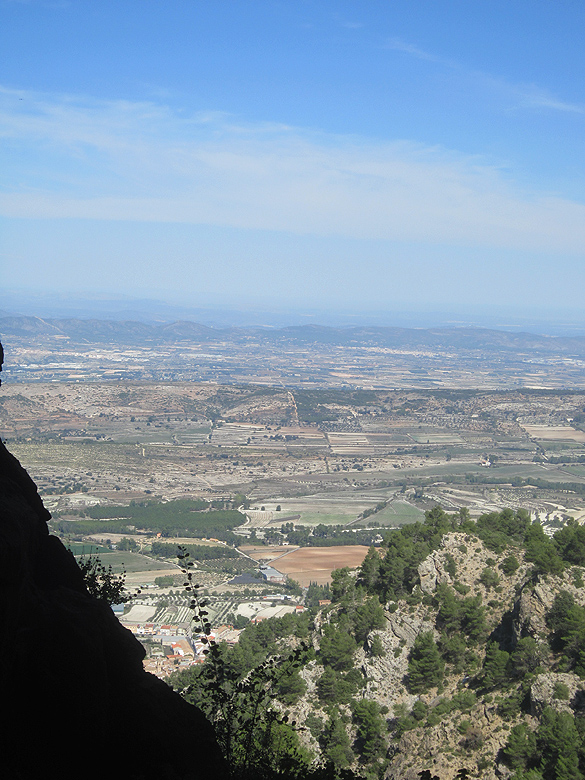 ALFAFARA-COVA DE BOLUMINI....ruta motosenderista Bolu26