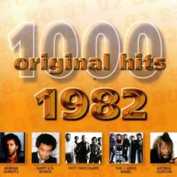 1000 Original Hits 1960-1999  1000_Original_Hits_1982_-_Front