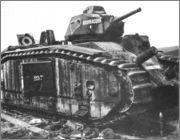 Камуфляж французских танков B1  и B1 bis Char_B_1_bis_89_Bourrasque