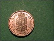 1 Krajczár 1885 Hungria  PIC_0245