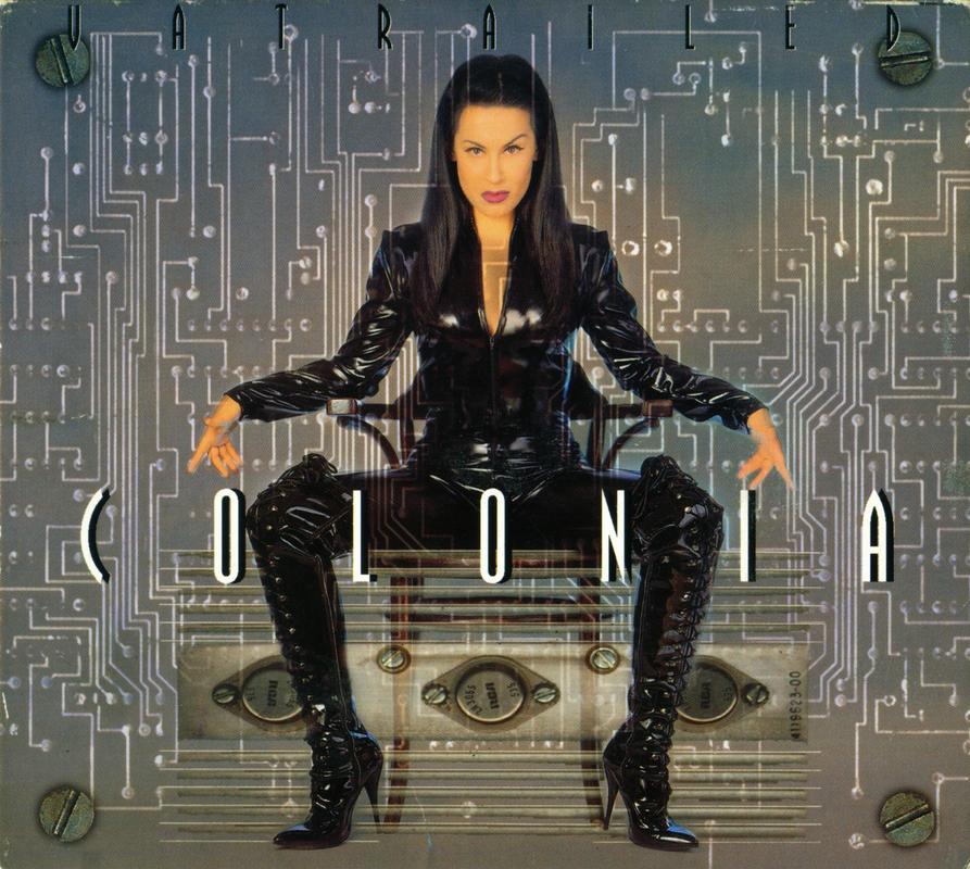 Colonia Colonia_-_1997_-_Vatra_i_led_front