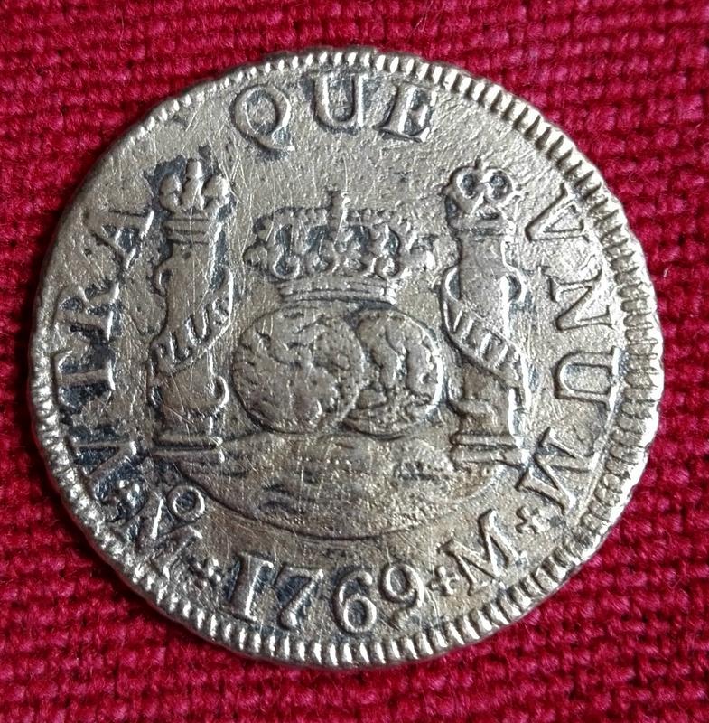 2 reales 1769 mejico, Carlos III, columnario IMG_20170722_135547