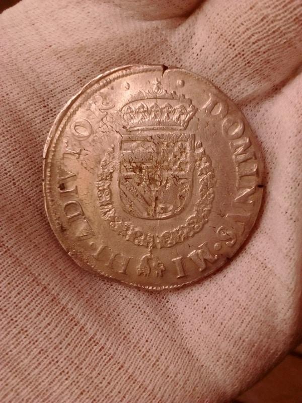 Escudo de Borgoña 1567 Hasselt. Felipe II. IMG_20170127_162927
