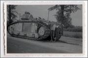 Камуфляж французских танков B1  и B1 bis B1bis_00