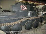 Немецкий легкий танк Panzerkampfwagen 38 (t)  Ausf G,  Deutsches Panzermuseum, Munster Pzkpfw_38_t_Munster_011