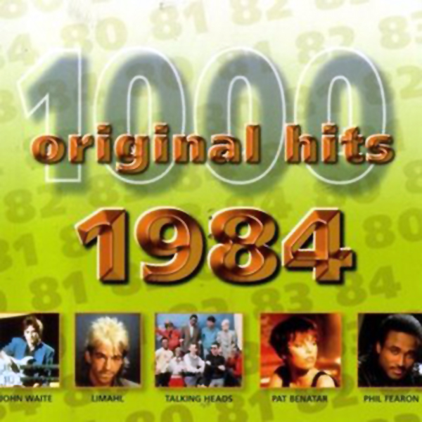 1000 Original Hits 1960-1999  1000_Original_Hits_1984_-_Front
