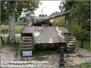 "Немецкий тяжелый танк PzKpfw V Ausf.G  ""Panther"",  rue D'Erezee, Manhay, Belgique Panther_Manhay_209"