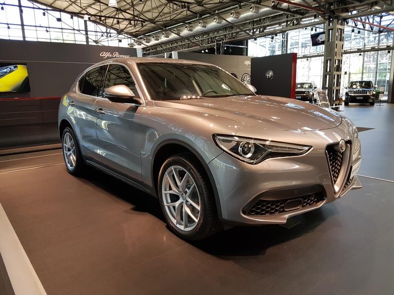Alfa Romeo Stelvio...arriva!! - Pagina 3 20170419_115052