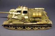 СУ-85 средних выпусков, 1/35, MiniArt,   Берлин 1945 MG_6115