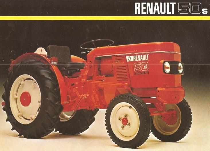 Hilo de tractores antiguos. - Página 39 RENAULT_50_S
