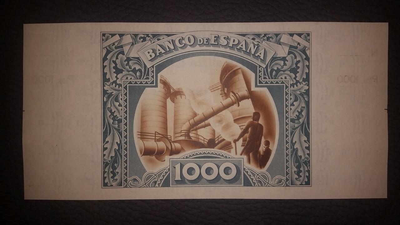 Colección de billetes españoles, sin serie o serie A de Sefcor pendientes de graduar - Página 2 20170217_203018