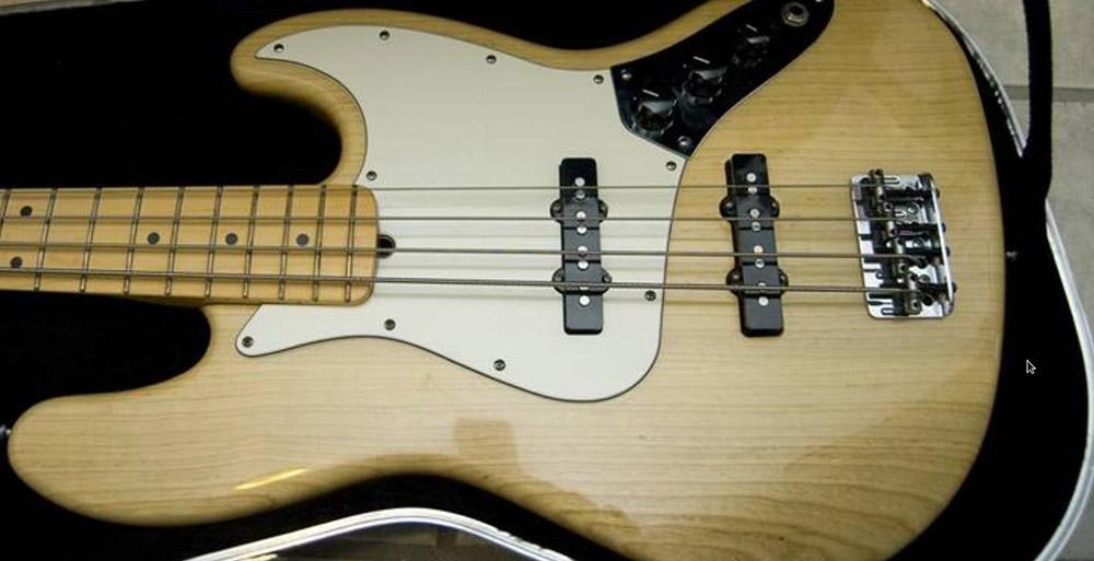 Fender American Standard 2002: original ou falsificação Fenderg