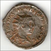 Antoniniano de Hostiliano. PROPVGNATORI. Roma. Smg_644a