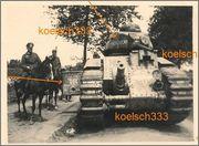 Камуфляж французских танков B1  и B1 bis 119272297