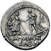 Glosario de monedas romanas. CORDUBA. Image