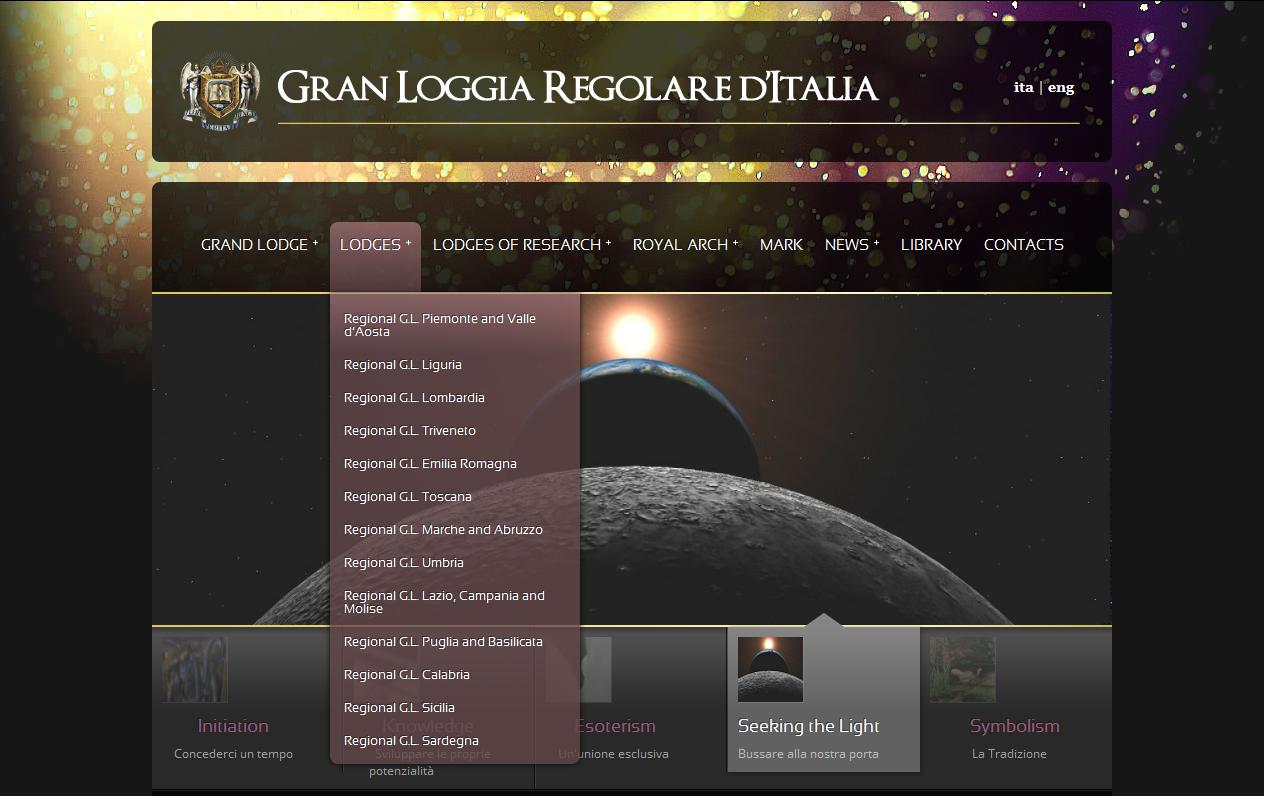 Gran Oriente de Italia: La orden masónica del Vaticano Gafsgafs