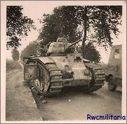 Камуфляж французских танков B1  и B1 bis 117016944