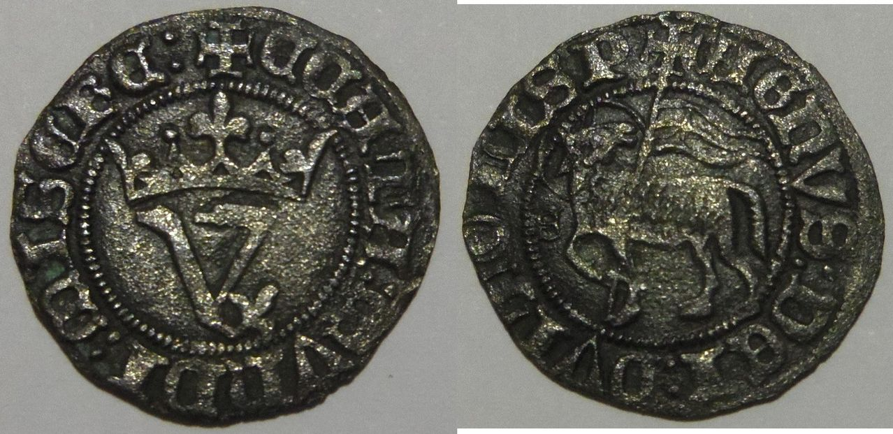 Blanca del Agnus Dei (cordero de dios). Juan I. Reino de Castilla y León. Sevilla. 1386. IMGP3416_Agnus_Dei