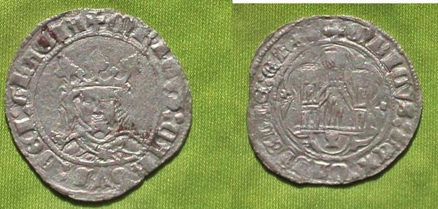 1/4 de real o cuartillo de Enrique IV (1454-1474) de Cuenca 0_0_0_cuartillo_cuenca