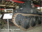 Немецкий легкий танк Panzerkampfwagen 38 (t)  Ausf G,  Deutsches Panzermuseum, Munster Pzkpfw_38_t_Munster_003