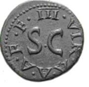 """GLOSARIO de """"Imágenes, tipos, símbolos y leyendas en las monedas de la República y el Imperio Romano"""". A.A.A.F.F.  AAAFF"""