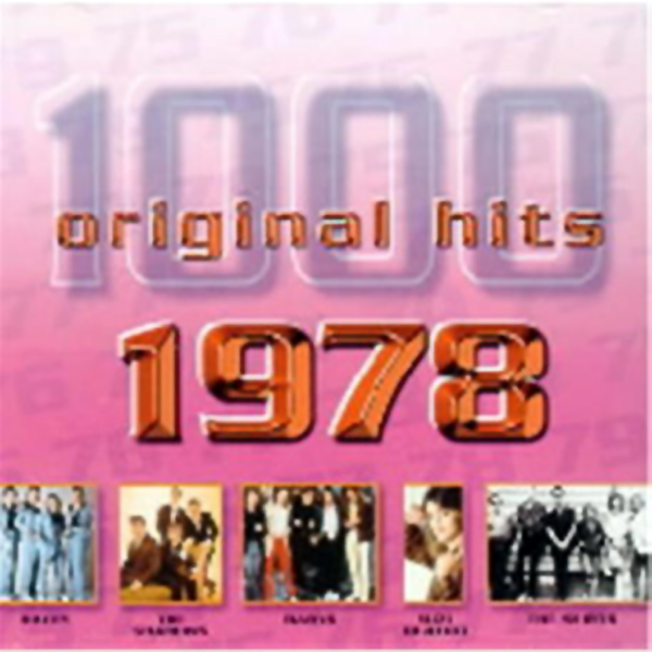1000 Original Hits 1960-1999  1000_Original_Hits_1978_-_Front