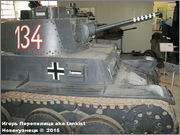 Немецкий легкий танк Panzerkampfwagen 38 (t)  Ausf G,  Deutsches Panzermuseum, Munster Pzkpfw_38_t_Munster_013