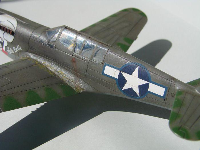 P-40N(rebuild), Hasegawa, 1/72 DSC03744