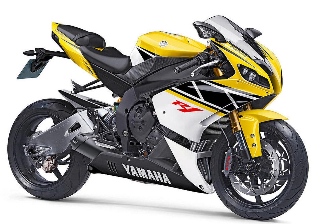 Yamaha R1 et R1M  Crossplane 2015 Yamaha_r1_2014